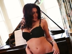 Hottest pornstar Amber Price in Crazy Solo Girl, Softcore sex clip