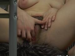 Incredible pornstar Anni Bay in Amazing Masturbation, College sex clip