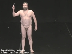 Naked on Stage-76 N16