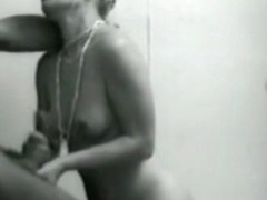 Hotwife with dark paramour in the shower