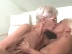Lesbe Grannies In Heat