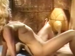 Getting cum shot over the hot nub