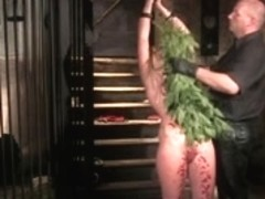 Glatzensklavin GERMAN BDSM