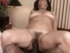Hirsute Brazilian Older Interracial
