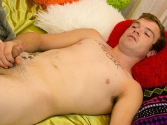Two Cum Loads From Brandon - Brandon Arch - ZackRandall