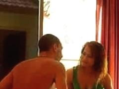 Horny Thai slut demonstrates me her dirty talents
