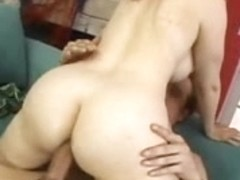 worthy red hair cutie anal fuck