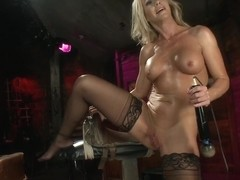 MILF MACHINE Simone Sonay Takes on the F Machines