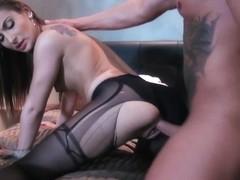 Mofos - Sex, Smoke and Stockings