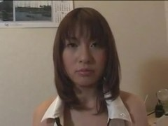 Pretty japanese blowjob uncensored
