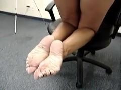 Claudia's Foot Show 1