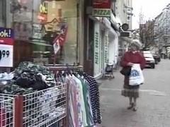 German Granny (Full movie scene)