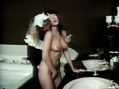 Kathleen Kinski, Brigitte DePalma, Steven Sheldon in vintage xxx clip