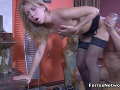 NylonScreen Video: Felicia C and Claud