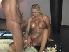 Nikki Sweet fucked in Spa