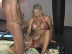 Nikki Sweet fucked in Spa