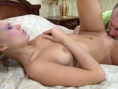 HornyOldGents Video: Bella and Roger A