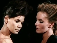 Anita Strindberg,Florinda Bolkan in Lucertola Con La Pelle Di Donna, Una (1971)