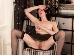 Victoria Ross in Fingering Herself Scene