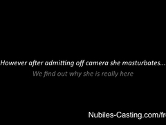 Nubiles-Casting Video: Kara Hartley & Dixie Belle