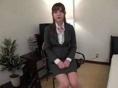 First Shooting OL 05 Nozomi 23-year-old department store work
