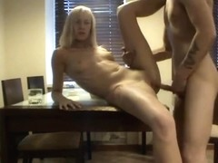 Blonde Amateur Honey Hardcore Fucked