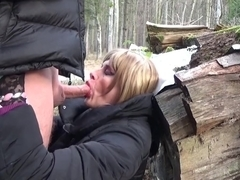 Outdoorsex with Brother in Law