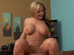 Nikki Sexx & Christian in House Wife 1 on 1