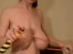 Saggy Breast Servitude