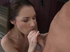 Best pornstar in Amazing Blowjob, Anal sex clip