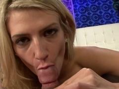 Incredible pornstar Amanda Tate in Horny Blowjob, Cumshots adult clip