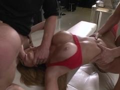 Best pornstars Subil Arch, Chad Rockwell, Rocco Siffredi in Crazy Threesomes, Stockings sex clip