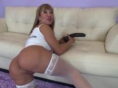 Hottest pornstar Ava Devine in Best Masturbation, Stockings xxx clip