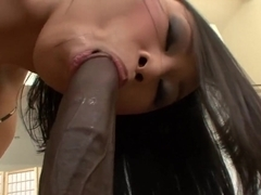 Incredible pornstar Bella Ling in crazy brazilian, interracial xxx clip