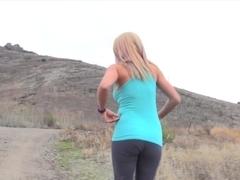 Hottest pornstar in Best Masturbation, MILF sex video