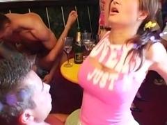 Crazy pornstars Alexandra Joy, Valentine Rush and Cindy Gold in exotic european, mature xxx scene