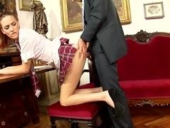 Exotic pornstar Lyen Parker in hottest anal, college porn clip