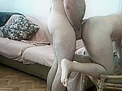 Horny Fat Amateurs Fucking At Home