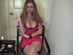 smoking mommy