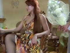 MaturesAndPantyhose Video: Marianne and Steve