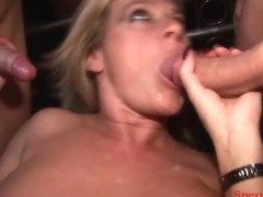 Sperma-Studio: Cum Shots Fuckfest - Marina Part 1 + two complete
