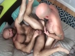Nick and Mickey fuck raw