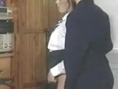 Lesbian headmistress