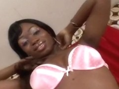 Cocoa Shanelle Takes An Internal Cumshot