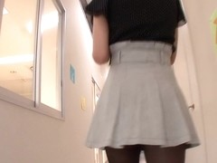 Tina Yuzuki in My Girlfriend is Teacher part 2.1