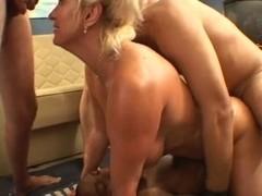 Sexy Aged Playgirl Bang