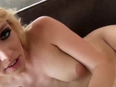 Giselle Palmer gets her asshole stuffed