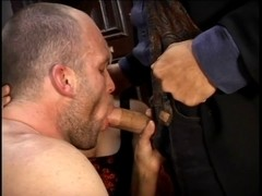 Male+Male+Female Ambisexual Threesomes 69
