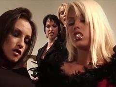 Lesbians Obey Mistress