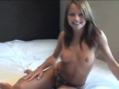 This  immature facial likes just can not receive sufficiently cum!